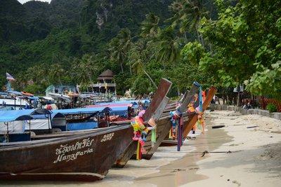 Plage sur Kho Phi Phi