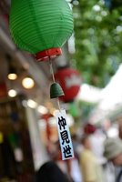Temple Sensoji dans le quartier de Asakusa