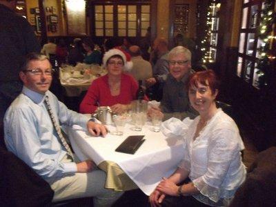 Christmas at Carmine's 2012