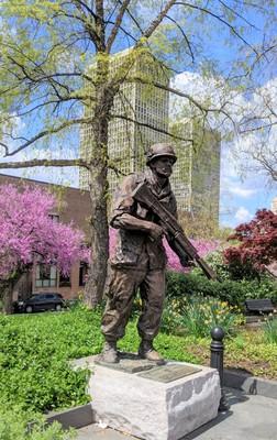 Asian War Memorial