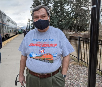He Can Tell You About Every Train in the US