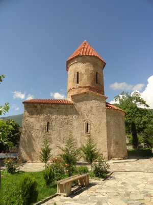 Ancient Albanian Church 3