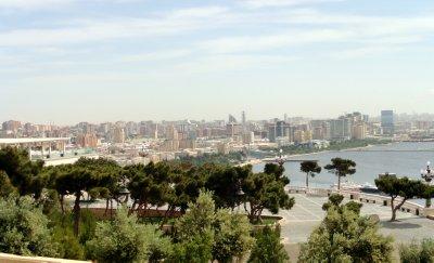 Baku Skyline 5-25-2013 11-43-40 PM