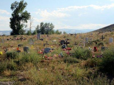 Beautiful Natural Cemetery