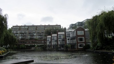 Dreary BC Weather Stuning Vancouver Condos