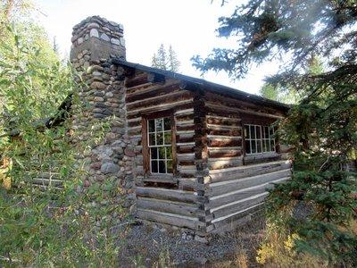 Historic Noble Cabin