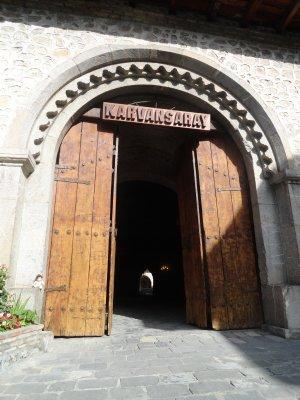 Karavansary Doorway