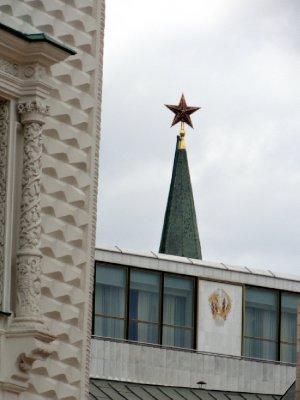 Kremlin Contrast