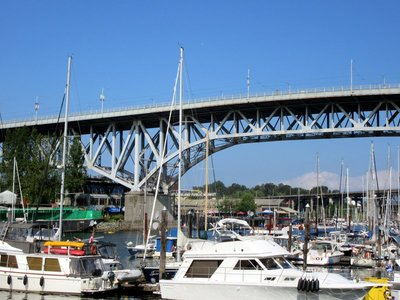 Many Bridges Many Marinas
