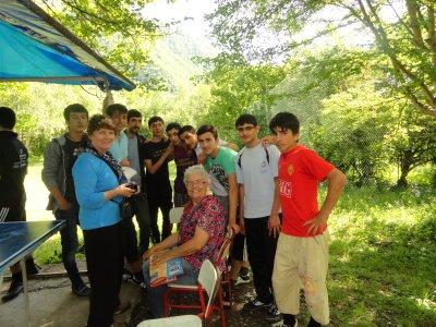 My Azerbaijani School Pals 2