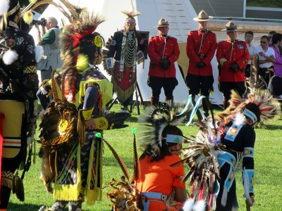 Powwow Welcome