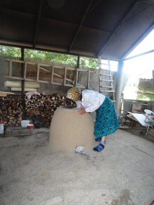 Preparing the Tandoori