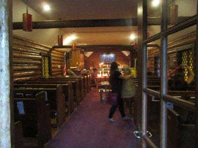 Taize Service at Episcopal Chapel