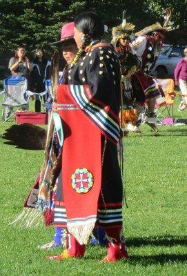 Traditional Women Dance