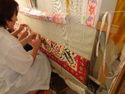 Weaving Rugs 2