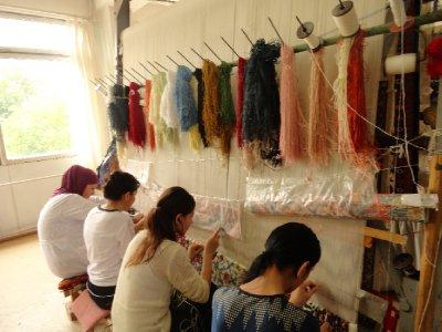 Weaving Rugs 3