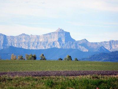 Where the Mountains Meet the Plains