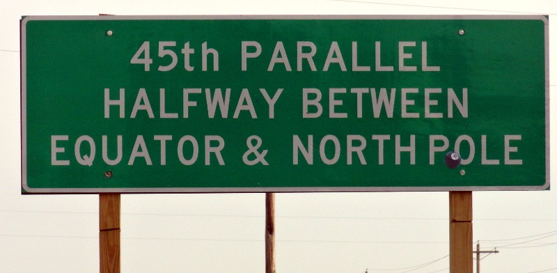 45th Parallel