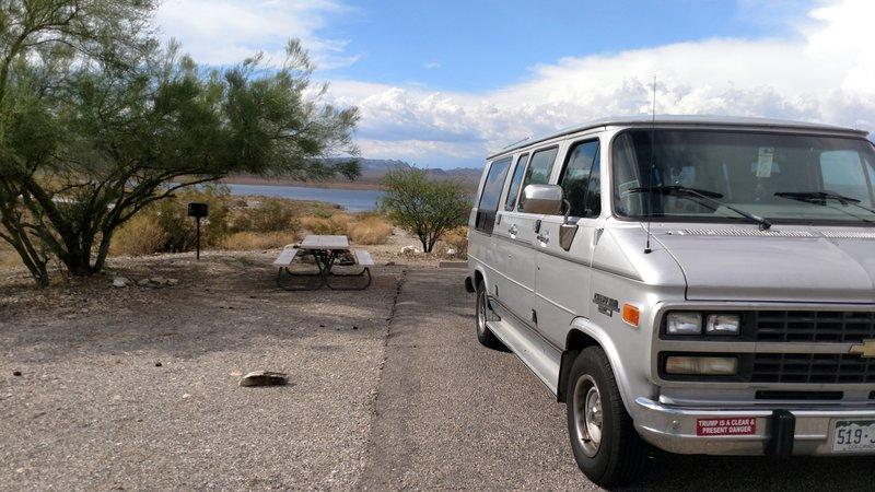 Alamo Lake State Park Nowhere Arizona