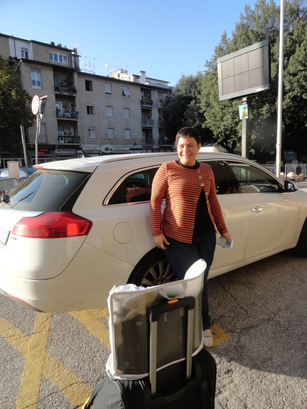 Best Taxi Driver in Italy
