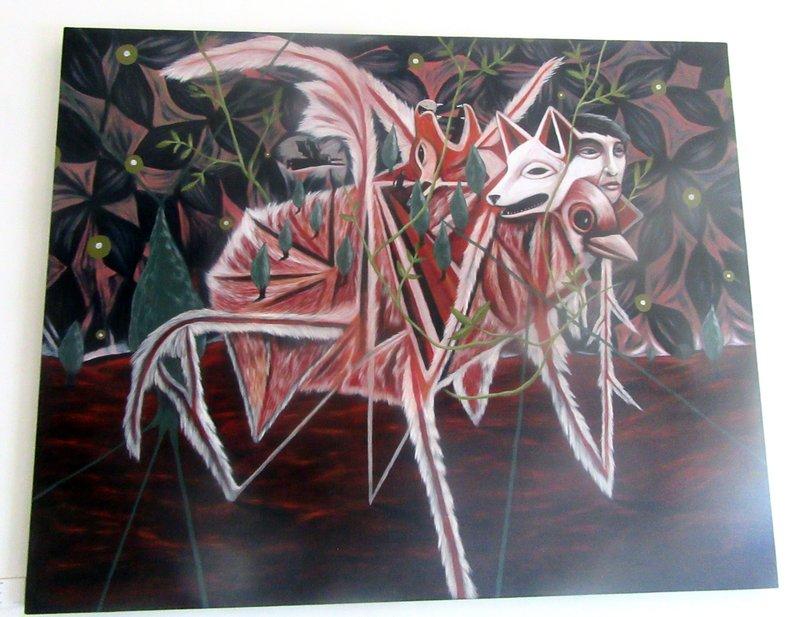 Metamorphosis Rodel Tapaya