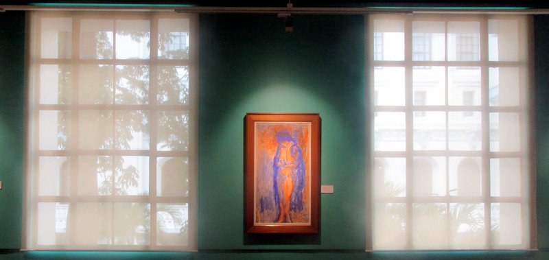 National Gallery Galo Ocampo Room