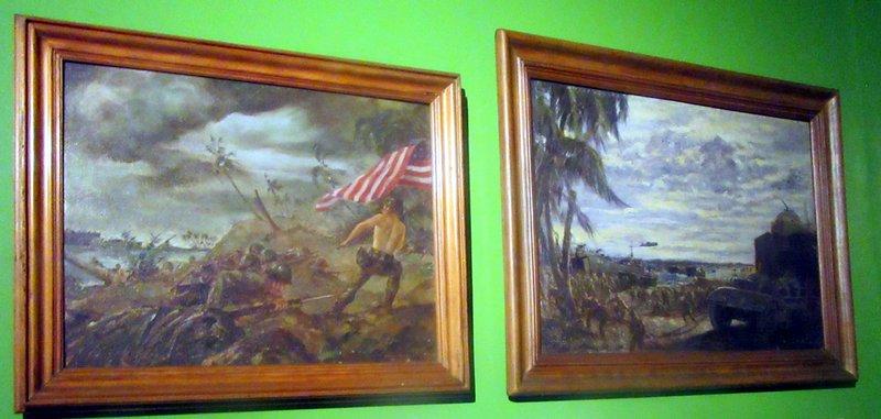 Natl Museum WWII Room II
