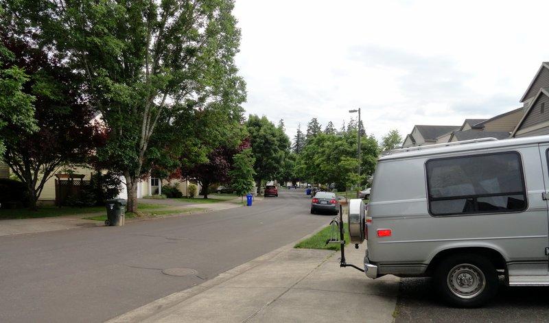 Ol' '95 Living on a Suburban Street
