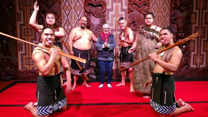 Waitangi Performers