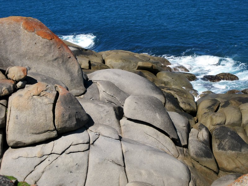 Why It Is Named Granite Island