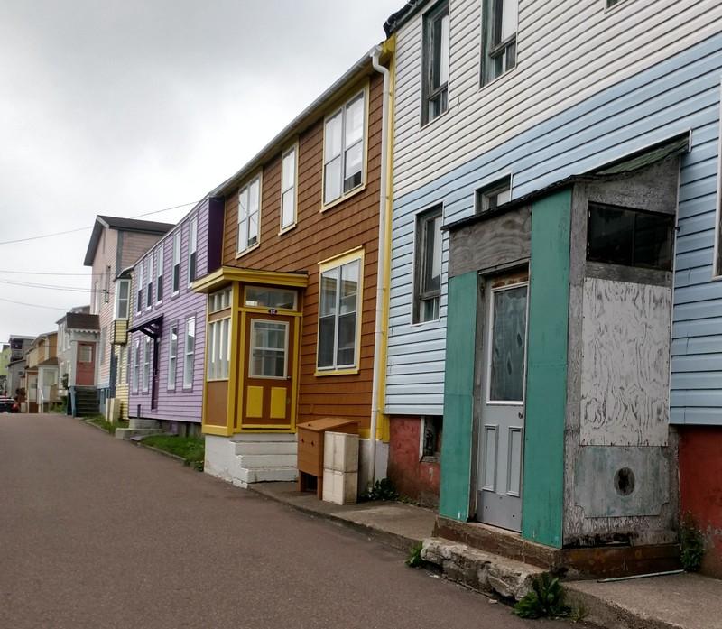 Architecture Similar to Newfoundland