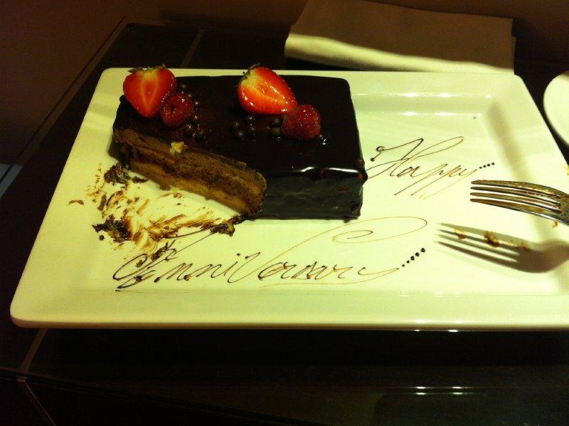 London - Hotel Cake