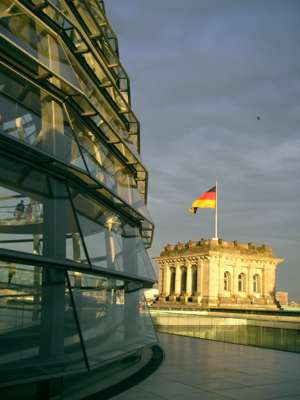 Bundestag Dome in Berlin