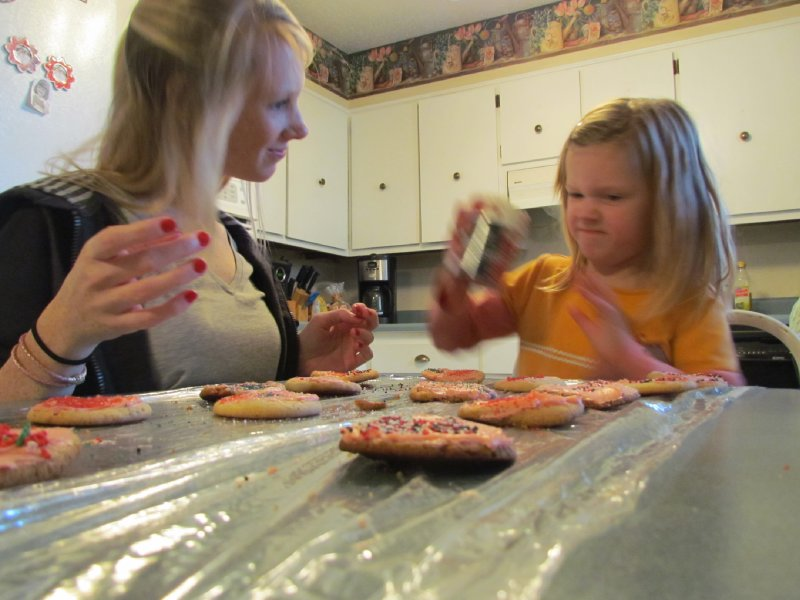 Cookie Creations with Morgan