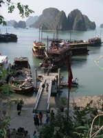 If I had a boat . . . in Halong Bay