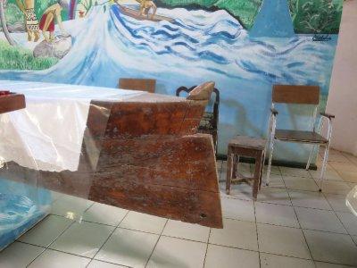 Altar boat