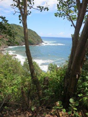 Domenica coast