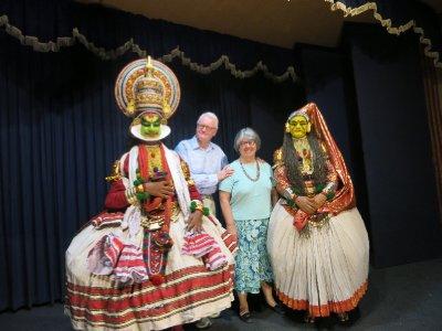 Ketakali theater