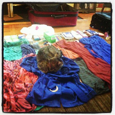 Packing process