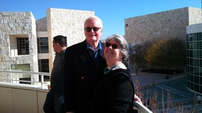 Hope and Bill Eakins, Travel Companions Extraordinaire