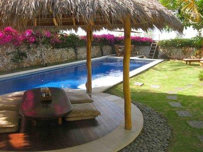 Jabeki Pool Area, Bali, Indonesia