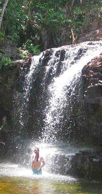 KT Cascade Waterfall, NT