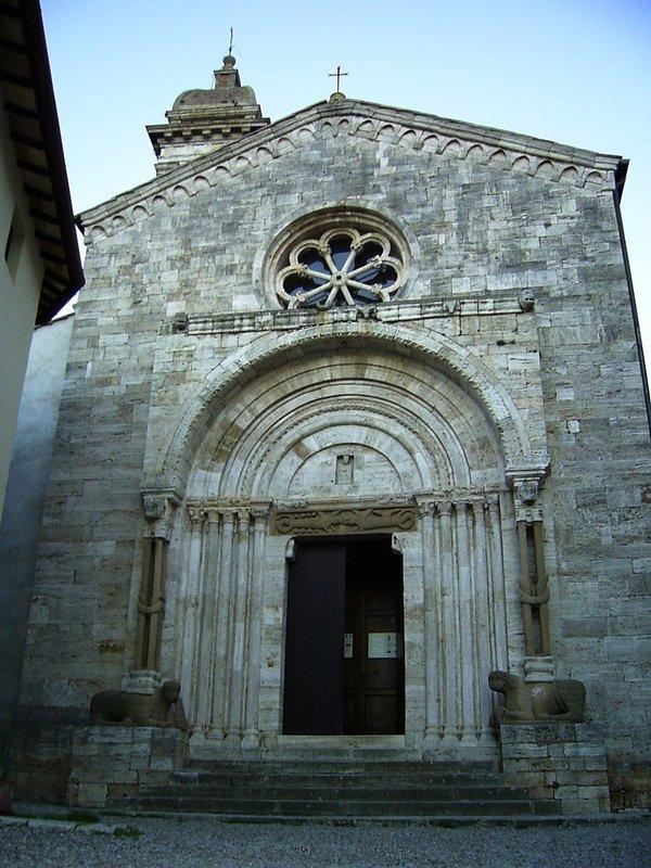 San Quirico d'Orcia, Valdorcia, Tuscany