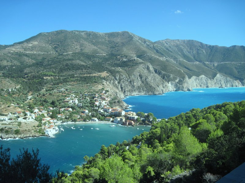 Assos View from the Fort