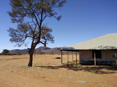 Mt Gould Police Station site