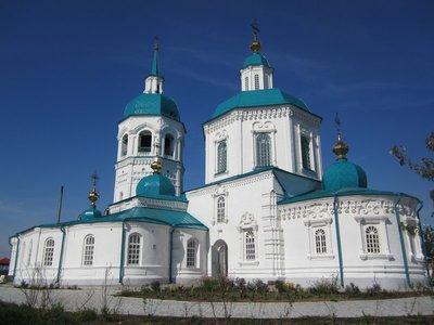 Spaso-Prebrazhensky Monastery