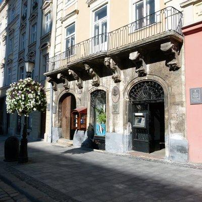 Rynok Square street