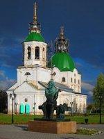 Tobolsk church