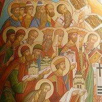 Fresco Ephiphany Cathedral