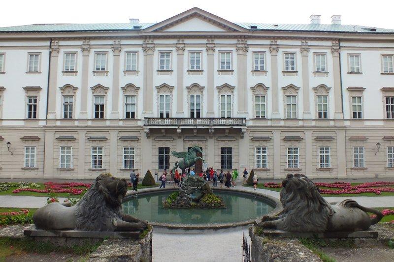 Schloss Mirabell again